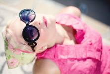 Letní úrazy a poškození očí